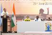 UN Celebrates International Day of Yoga 4.401067