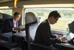 Secretary-General En Route to Paris Airport from Strasbourg 3.7383666