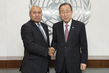 Farewell Call by Permanent Representative of Papua New Guinea 2.8512034