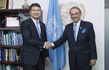 Deputy Secretary-General Meets Prime Minister of Mongolia 7.22763