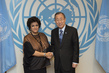 Secretary-General Meets Minister of Environment of Brazil 2.8507006