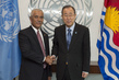 Secretary-General Meets President of the Republic of Kiribati 2.8507006