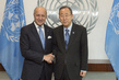 Secretary-General Meets French Foreign Minister 1.0