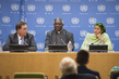 Press Briefing on High-Level Climate Change Meeting 1.0