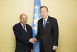 Secretary-General Meets President of World Association of Former United Nations Internes and Fellows 2.8507006