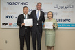 Secretary-General and Wife with New York City Mayor 4.401067