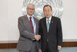 Secretary-General Meets President-elect of 70th General Assembly Session