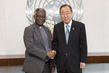 Secretary-General Meets President of Pontifical Council for Justice and Peace 1.0