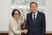 Secretary-General Meets Adviser on Responsibility to Protect