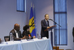 Secretary-General Visits Barbados
