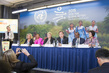 Secretary-General Participates in Global Launch of MDG Progress Report 1.0