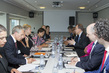 Secretary-General Meets with Members of MDG Advocacy Group