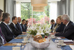 Secretary-General Attends Breakfast Meeting with Norwegian Prime Minister 3.7420168