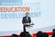 Opening of Oslo Summit on Education for Development 3.7420168