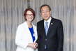 Secretary-General Meets with Head of Global Partnership for Education 2.282472