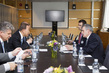 Secretary-General Attends Bilateral Meeting with Gordon Brown 2.2804608