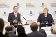 Oslo Summit on Education for Development Press Conference