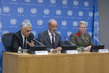 Press conference by Contact Group on Piracy Off the Coast of Somalia 3.1836717