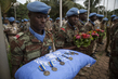 MINUSMA Honours Fallen Burkinabè Peacekeepers 6.5043983