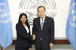 Secretary-General Meets Foreign Minister of Venezuela 2.8531332