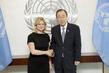Secretary-General Meets British Secretary of State for International Development 2.852869