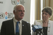 Special Envoy on Ebola, UNDP Administrator Speak to Press 0.6462584
