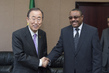 Secretary-General Meets Prime Minister of Ethiopia 3.7420168