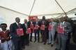 Launch of UNAIDS Report on Millennium Development Goal 6 0.85177183