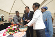 Secretary-General Visits Women's Economic Empowerment Project, Addis Ababa 0.110406086
