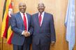 Assembly President Meets Prime Minister of Uganda 3.232473