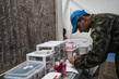 Brazilian MINUSTAH Peacekeepers Provide Health Services 3.4509416