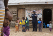 Child Protection Personnel of UNMISS Police Visit School at POC Site 4.4838166
