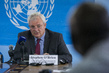 UN Humanitarian Chief Addresses Press Conference, South Sudan