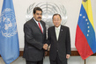 Secretary-General Meets President of Venezuela