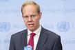 United Kingdom Representative Speaks to Press on Somalia 0.64573807