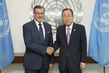 Secretary-General Meets Head of International Renewable Energy Agency 2.8529608