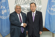 Secretary-General Meets Prime Minister of Samoa