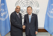 Secretary-General Meets Foreign Minister of Trinidad and Tobago 2.8529608