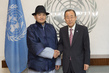 New Permanent Representative of Mongolia Presents Credentials 1.0