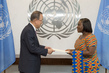 New Permanent Representative of Ghana Presents Credentials 1.0