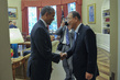 Secretary-General Meets President of United States 3.7407408
