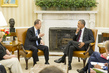 Secretary-General Meets President of United States 3.7407153