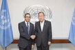Secretary-General Meets Foreign Minister of Dominican Republic 2.850175