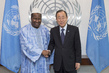 Secretary-General Meets African Union High Representative for South Sudan 2.850175