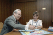 "Secretary-General of the United Nations Plays ""Give Peace A Chance"" Board Game with Its Creator 17.208569"