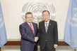 Secretary-General Meets Foreign Minister of Serbia 2.8526282
