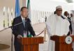 Secretary-General Meets President of Nigeria 1.0