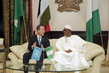 Secretary-General Meets President of Nigeria 1.0