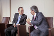 Secretary-General Meets Peruvian Minister of State for the Environment 2.2820492