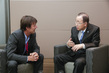 Secretary-General Meets French Special Envoy for Protection of Planet